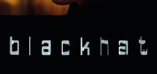 """Plakat von """"Blackhat"""""""