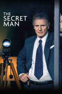 "Plakat von ""The Secret Man"""