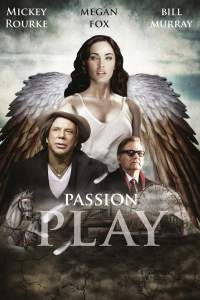 "Plakat von ""Passion Play"""