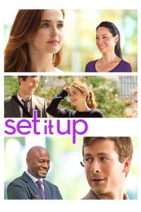"Plakat von ""Set It Up"""