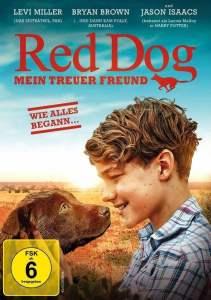 """Plakat von """"Red Dog - Mein treuer Freund"""""""