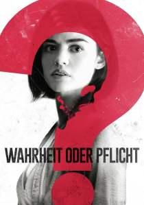 """Plakat von """"Wahrheit oder Pflicht"""""""