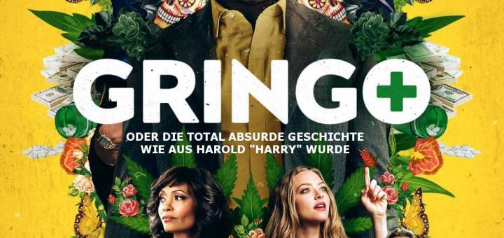 """Plakat von """"Gringo"""""""