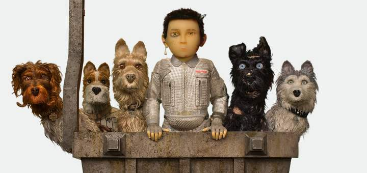 "Plakat von ""Isle of Dogs - Ataris Reise"""