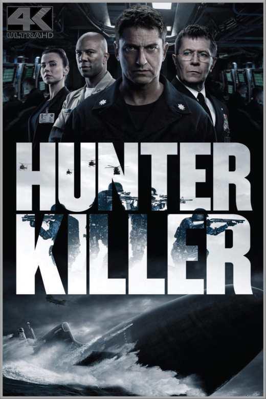 "Plakat von ""Hunter Killer"""