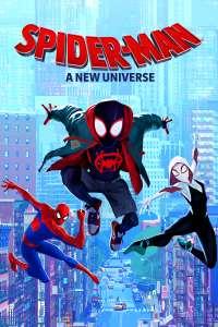 """Plakat von """"Spider-Man: A New Universe"""""""