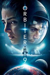 """Plakat von """"Orbiter 9 - Das letzte Experiment"""""""