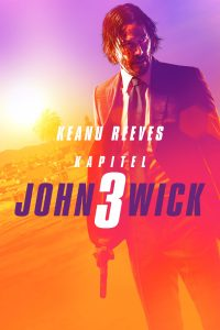 "Plakat von ""John Wick: Kapitel 3"""