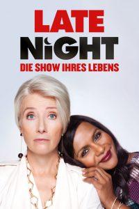 """Plakat von """"Late Night - Die Show Ihres Lebens"""""""