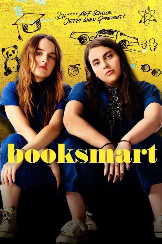 """Plakat von """"Booksmart"""""""