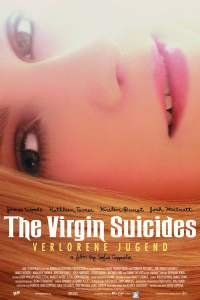 "Plakat von ""The Virgin Suicides"""