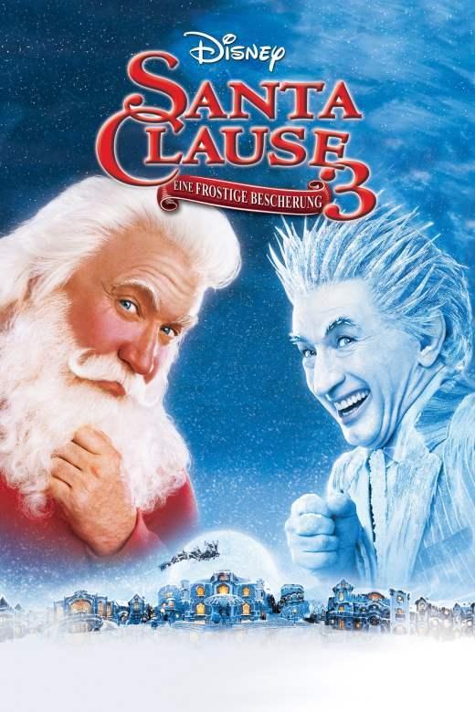 """Plakat von """"Santa Clause 3 - Eine frostige Bescherung"""""""