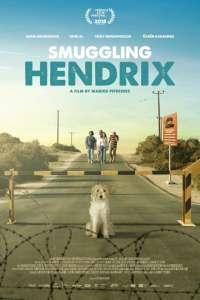 """Plakat von """"Smuggling Hendrix - Nicht ohne meinen Hund"""""""