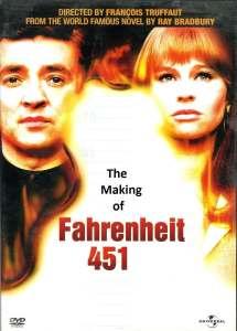 """Plakat von """"The Making of 'Fahrenheit 451'"""""""