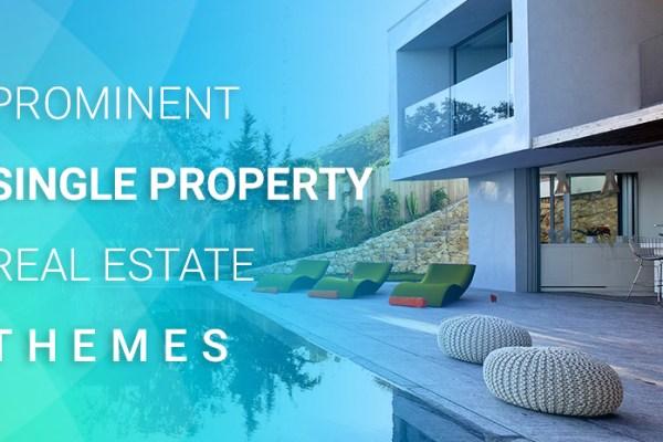single property WordPress themes