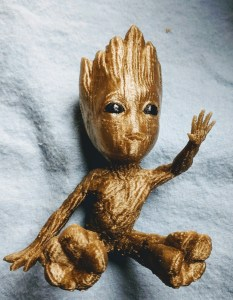 Baby Groot 3D Print Gardians of the Galaxy