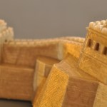 China Great Wall 3D Printed