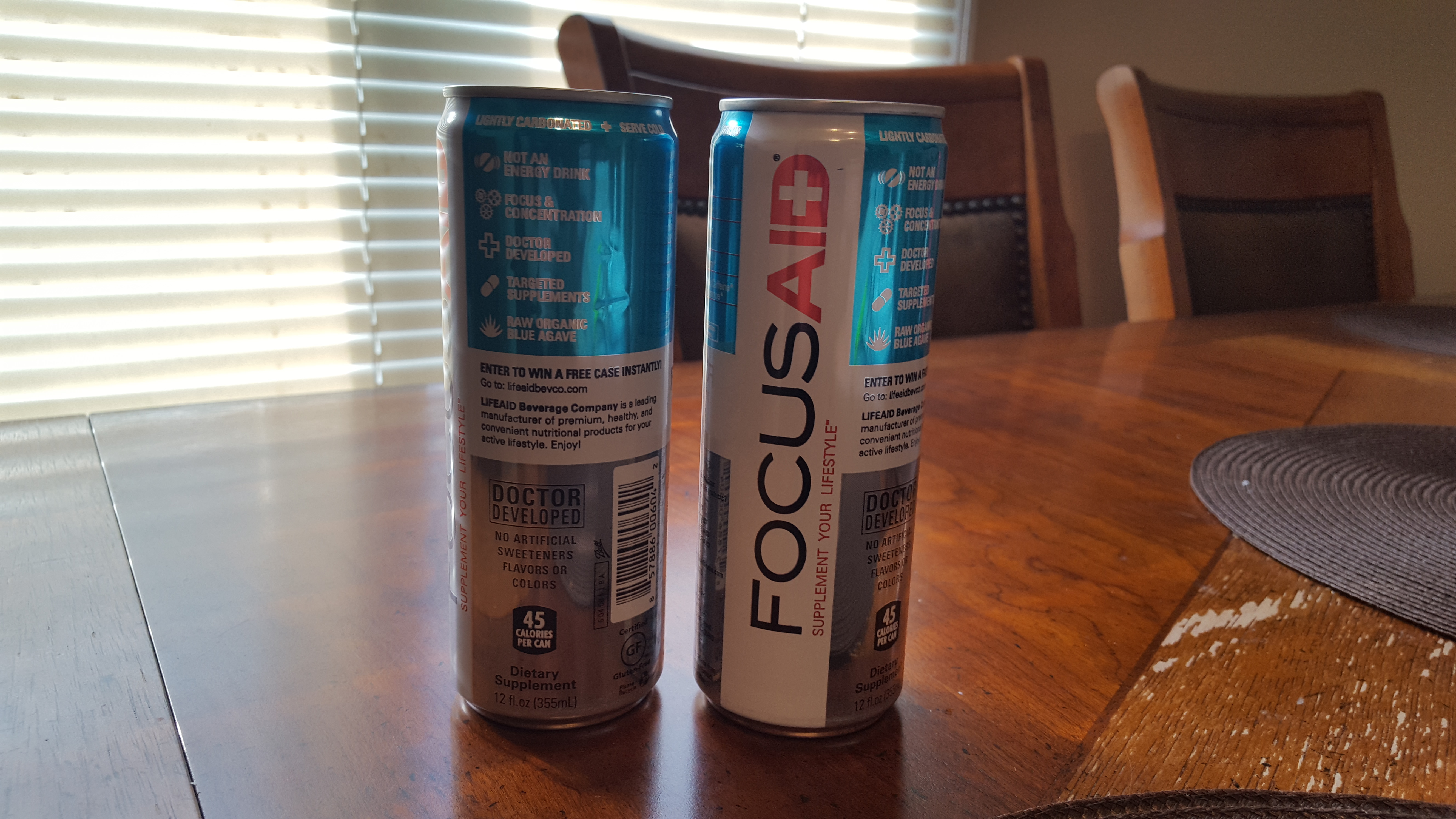 FocusAID + FOCUS + CONCENTRATION + FOCUS