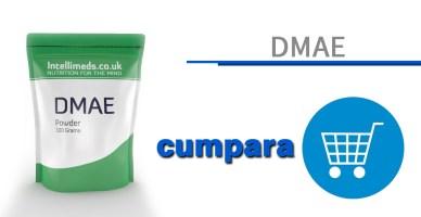 DMAE, nootropice suplimente cognitive pret cumpara Centrophenoxine