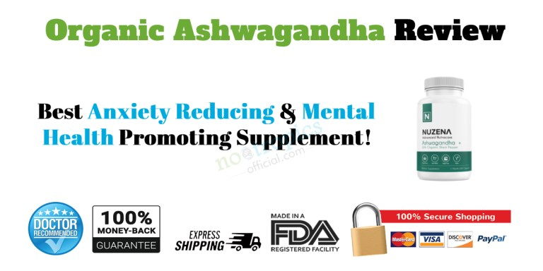 Organic Ashwagandha Review