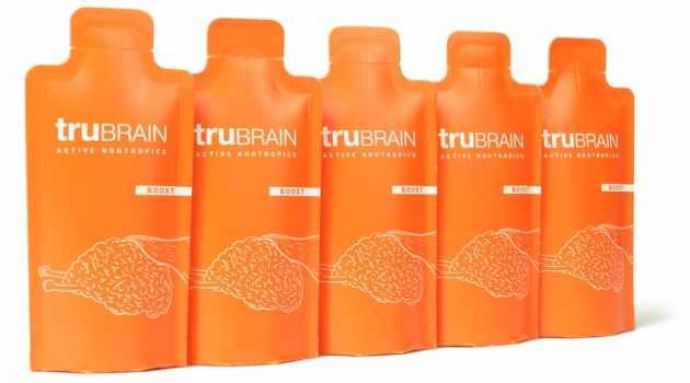 TruBrain Nootropic Drinks
