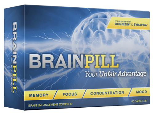 BrainPill Benefits for Better Mental Focus
