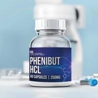 Phenibut HCL 60 Capsules   250mg