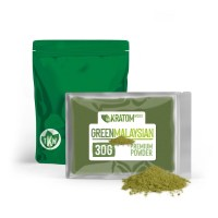 Kratom Green Malaysian Powder 30g