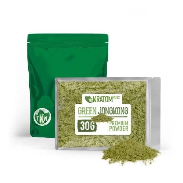 Green Jongkong Powder
