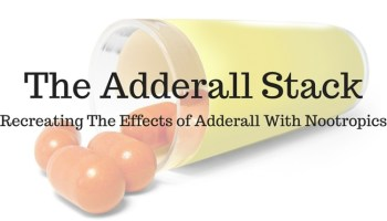 Nootropics That Stack Well With Adderall - Nootropics Zone