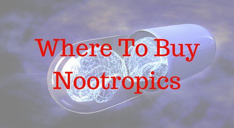 Where To Buy Nootropics - Nootropics Zone