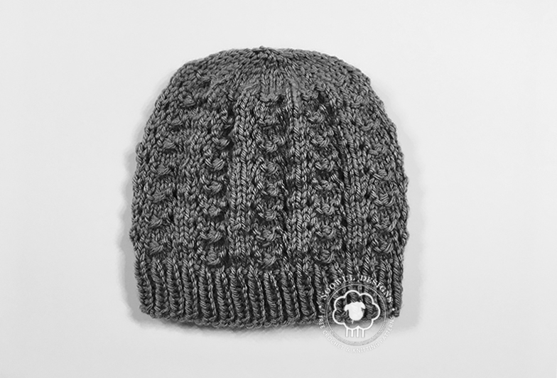 BLYSS HAT - A FREE KNITTING PATTERN - Noowul Designs