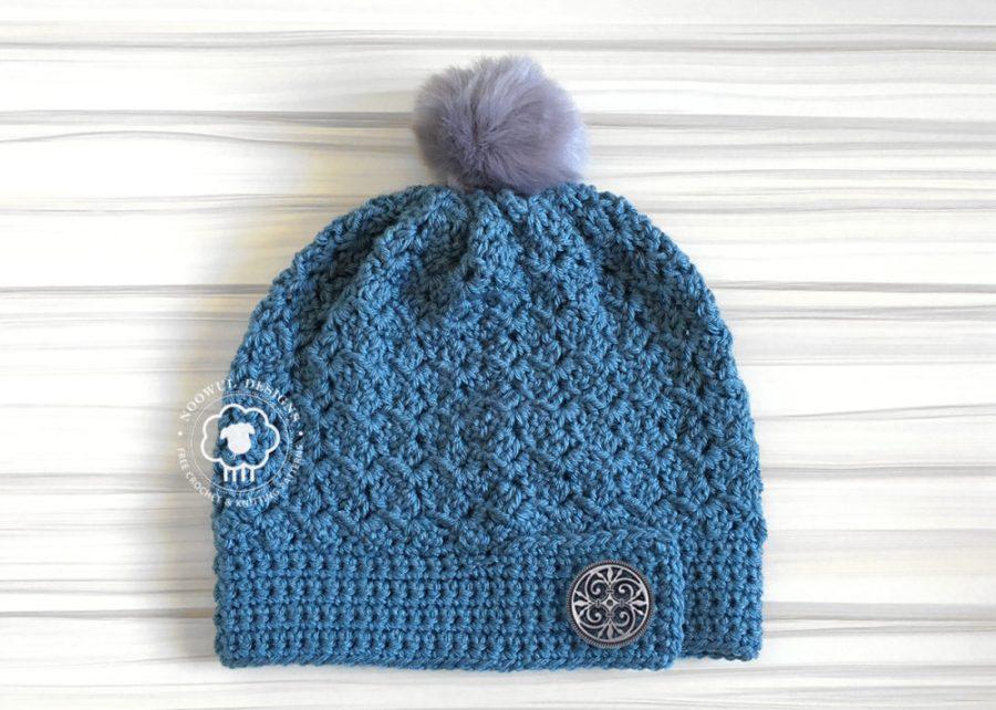 Faya Slouch A Free Crochet Pattern Hatnothate Noowul Designs