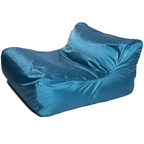 Epona Lounger Bean Bag  Teal Blue  Wedding Gift Registry
