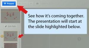 How to use Prezi presentation LyndalCairns
