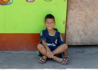 young boy with a smile - Sebaco,Nicaragua