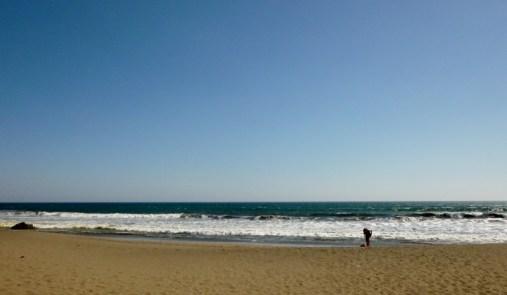 Poneloya Beach near Leon