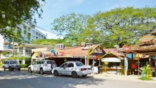 Bustling metropolis! Tamarindo