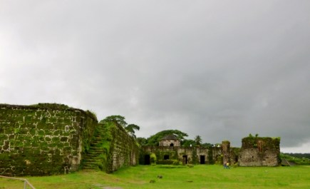San Lorenzo Fort - 17th Century ruins (sacked by the Pirate Henry Morgan)