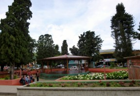 Boquete Parque Central