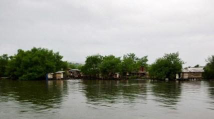 Almirante waterfront - Bocas del Toro
