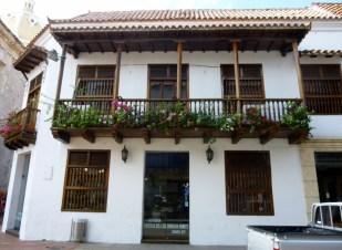 old city of Cartagena