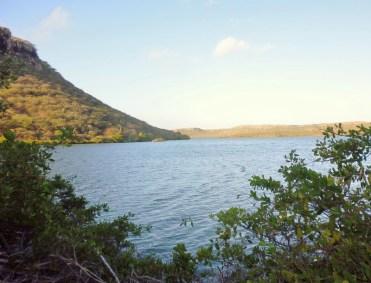 western part of island