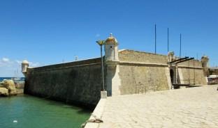 Ponta Da Bandeira Fort, Lagos, Portugal