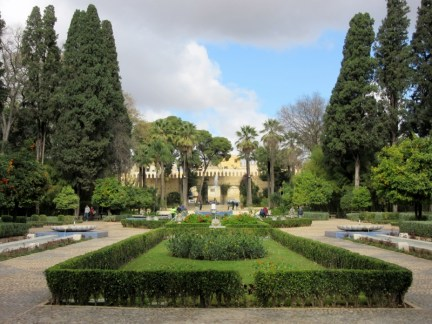 Jardin Jnane Sbil-Royal Gardens-Royal Gardens, Fez, Morocco.