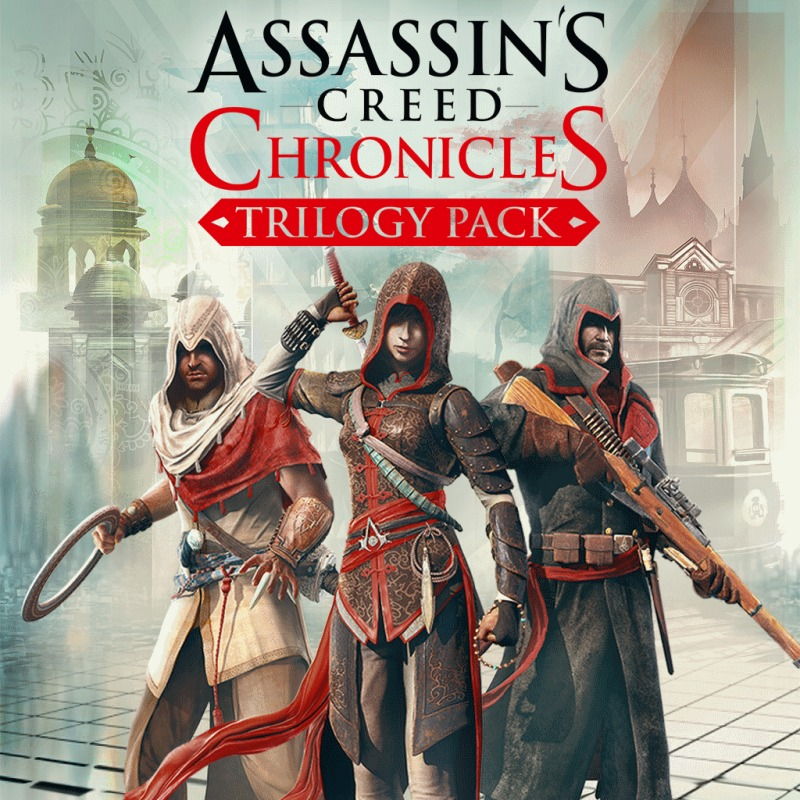 Assassin's Creed Chronicles 歐版_PSV游戲下載區_機友社區