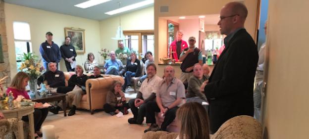 NOPE! Cincy Members Speak with Rep Johnathon Dever