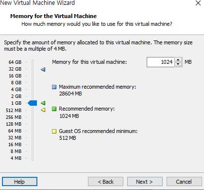 Vmware 버추얼 머신 생성7