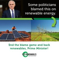 Turnbull's faith in coal is weak: his home is ready to go off-grid.