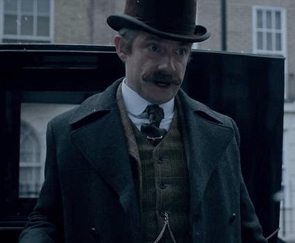 Martin Freeman as Mr. Dursley? Or Fudge?